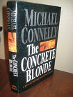 1st Edition CONCRETE BLONDE Michael Connelly FIRST PRINTING Mystery CRIME Bosch