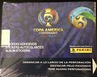 USA 2016 Copa America Panini complete 50 packs box , Total of 250 stickers NEW