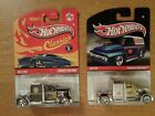 Lot of Two 2008 and 2009 Hot Wheels Convoy Customs