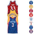 1972-2004 NBA All Star East & West Mitchell & Ness Authentic Retro Jersey Men's