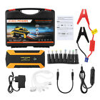 89800mah 4 Usb Car Jump Starter Pack Booster Charger Battery Power Bank Led 12v