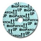 Hemostatic IV Dressing Biopatch 1 Inch Disk With 4.0mm Center Hole Round Each/1