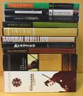 Japanese Film Lot Criterion Collection Samurai Akira Kurosawa Makioka Sisters