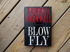 BLOW FLY by Patricia Cornwell SIGNED 1st EDITION 1st PRINTING HC Kay Scarpetta