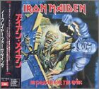IRON MAIDEN No Prayer For The Dying [Japan 1990 First Press : TOCP-6450] F/S