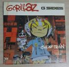 Gorillaz ‎Ghost Train /Lil' Dub Chefin BR Single EXCLUSIVE Promo CD - demon days