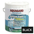 Aquagard Waterbased Anti Fouling Bottom Paint 1Gal Black