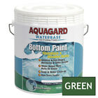 Aquagard Waterbased Anti Fouling Bottom Paint 1Gal Green