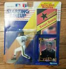 STARTING LINEUP MLB Barry Bonds Action Figure 1992 UNOPENED with Poster