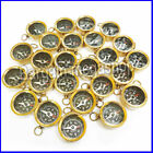 Brass Compass Keychain Nautical Lot of 100 Pcs Antique Wholesale Lot Home Decor