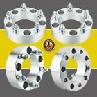 4PCS Wheel Spacers Adapters 2  5X55  9 16 studs Fits Dodge Ram 1500 Durango