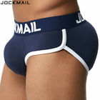 Underwear Briefs Bulge Padded Mens Enhancing Underpants Cotton Enhancer Lingerie