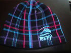 Reef Beanie Hat Multi colour