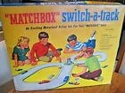rmk99 Vintage Matchbox Switch a Track Set ST 30 TESTED Good Cond in Original Box