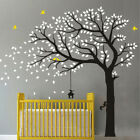 Wall Decal Removable Nursery Mural Sticker huge Tree Wall Decoration