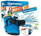 Weight Watchers DVD Fitness Workout Punch Kit Stephanie Huckabee Weighted Gloves