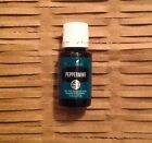 NEW~PEPPERMINT~Young Living Essential Oil 15 ml  Therapeutic Grade 100% Pure