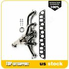 FOR 91 99 Jeep Wrangler YJ TJ 40L 6CYL STAINLESS SS RACING MANIFOLD HEADER EH