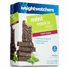 Weight Watchers Mint Cookie Crisp Bars