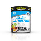 BPI Sports Cla + Carnitine Non-Stimulant Weight Loss Supplement FRUIT PUNCH