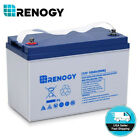 Renogy 100Ah 200Ah 12V Deep Cycle Pure GEL Battery Rechargeable Solar Off Grid