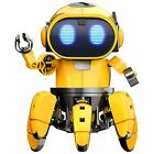 Tobbie The Robot Construction Kit Educational Toy Interactive Robot
