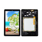 For 2015 Amazon Kindle Fire 7 5th gen SV98LN LCD Screen Digitizer Touch ± Frame