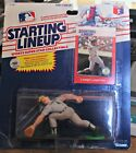 1988 CARNEY LANSFORD Starting Lineup Sports Figure OAKLAND A'S Packaged