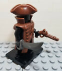 Brickwarriors Pirate Lego Minifigure Accessory Pack Arrrrr! (Brown)