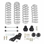 Rubicon Express Standard Coil Front and Rear Suspension For 07 17 Jeep Wrangler