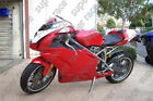 Newest ABS Dark Red Fairing BodyWork Injection Kits For Ducati 749 999 2005-2006