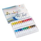 24 Watercolor Paint Set Tubes 10ml St Petersburg White Nights RUSSIA