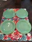 4 JADITE FIRE-KING 1940s RESTAURANT-WARE 9