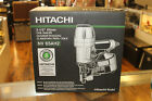 Hitachi NV65AH2 16 Degree 2-1/2 in. Coil Siding Nailer with Rubber Grip (New)
