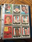 1958-1969 Topps BASEBALL Card Collection in Binder (LOADED With STARS)