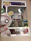 Funko PoP! American Horror Story Freak Show Twisty #243 SDCC 2015 Exclusive!