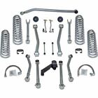 Rubicon Express Super Flex Standard Front And Rear Suspension For 07 18 Wrangler