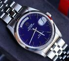 NEW Tudor Prince Date Day Blue Dial 76200 - Box & Papers - Stunning! Rolex