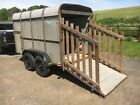 Ifor Williams Livestock Box Cattle Sheep Trailer Stock Box livestock trailer