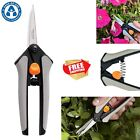 Pruning Snip Shaping Trimming Garden Scissors Cutter Blades Micro Tip Softouch