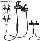 Wireless Bluetooth Magnetism Sports music headphones For Samsung iPhoen phone