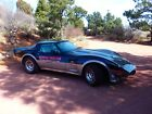 1978 Chevrolet Corvette Pace car black over silver 3205 of 6502 Pace Cars