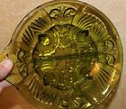 Vintage Indiana Killarney Green Depression Glass Divided Dish Relish Candy