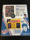 Ultra-Pro Hologram 125 Pages - Jose Canseco Bonus Limited Edition Card - SEALED
