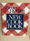 Vintage Better Homes and Gardens New Cook Book 1989 5 Ring Binder