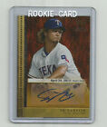 2012 Topps Yu Darvish Golden Debut Baseball Card Auto 3 10 Gold Sparkle
