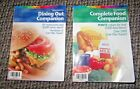WEIGHT WATCHERS FLEX POINTS COMPLETE FOOD AND DINING OUT COMPANION GUIDE BOO KS