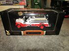 NOS Signature Series 1938 Ford Fire Engine Truck 20058 124 Scale Die Cast