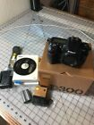 Nikon D300 Digital 123 MP SLR CAMERA BODY Serial  3144596 8765 cycles