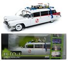 118 AUTO WORLD GHOSTBUSTERS ECTO 1 1959 Cadillac Ambulance NEW IN BOX